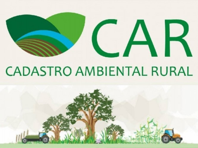 CAR – CADASTRO AMBIENTAL RURAL