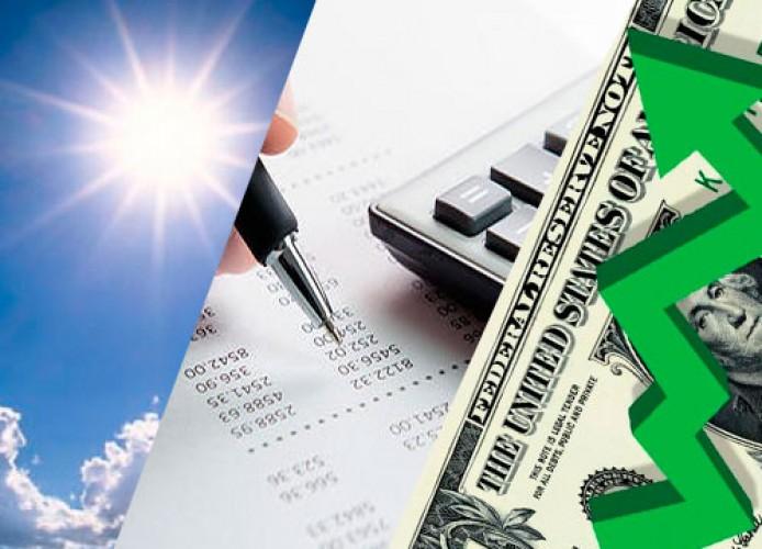 Clima/Cotação/Dólar