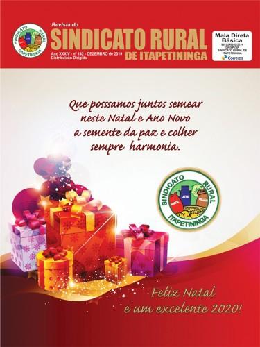 Revista Sindicato Rural de Itapetininga - Dezembro/2019