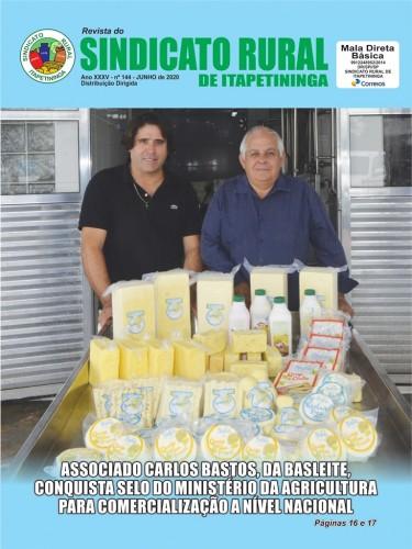Revista Sindicato Rural de Itapetininga - Junho/2020