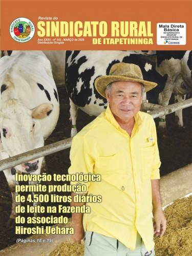 Revista Sindicato Rural de Itapetininga - Março/2020